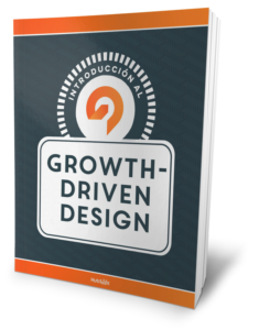 Descargáte el eBook Introducción al Growth-Driven Design
